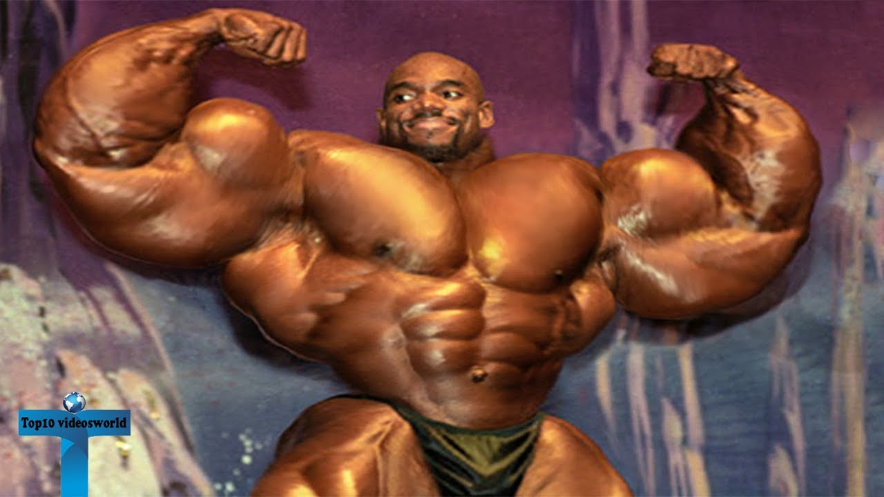 top 10 bodybuilders with the greatest and strongest body physiques