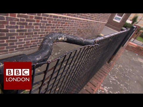 Hidden history of London railings – BBC London News