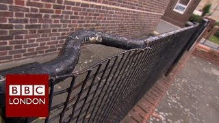 Hidden history of London railings – BBC London News