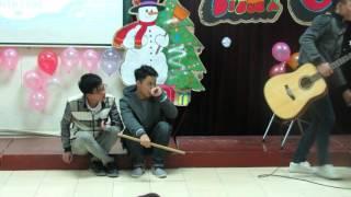 [Noel K57 - Phải Có Gấu] Thổi sáo + Guitar