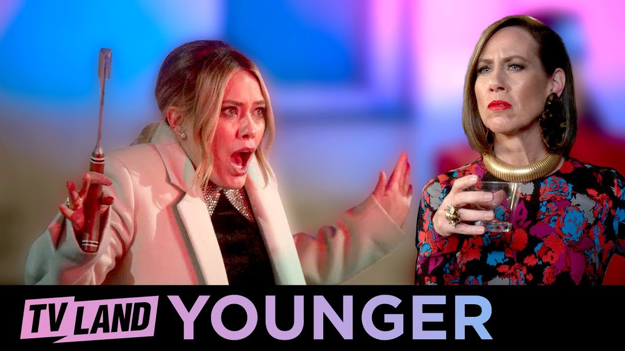 Download 'Stiff Competition' Younger Ep. 5 Highlight | TV Land