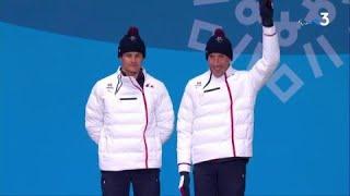 Jeux Paralympiques : Le podium de Daviet et Clarion