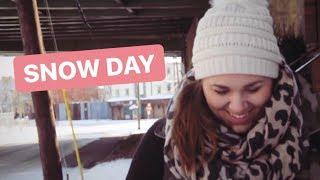 Snow Day | KateInRealLife