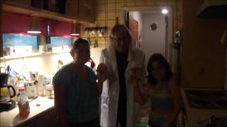 Mad Scientist Drops In At Croton Estate Sale.wmv