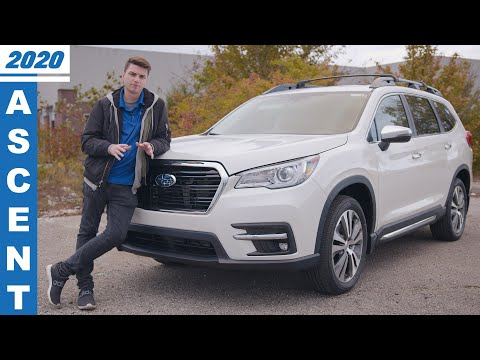 2020 Subaru Ascent - Review - Almost Perfect!
