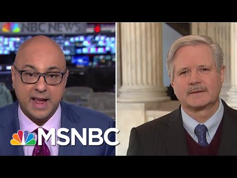 Senator John Hoeven: The Farm Bill Helps Every Single American Every Day | Velshi & Ruhle | MSNBC