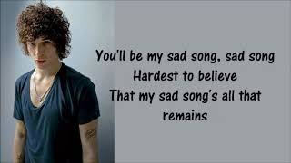 Julian Perretta - On The Line [Official Lyric]