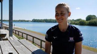 ELLIE PIGGOTT - EUROPEAN ROWING CHAMPIONSHIPS 2019