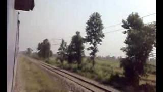 Neelachal Express: Blasting past Jhargram