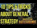 10 Tips And Tricks About General Strategy In BATTLEGROUNDS