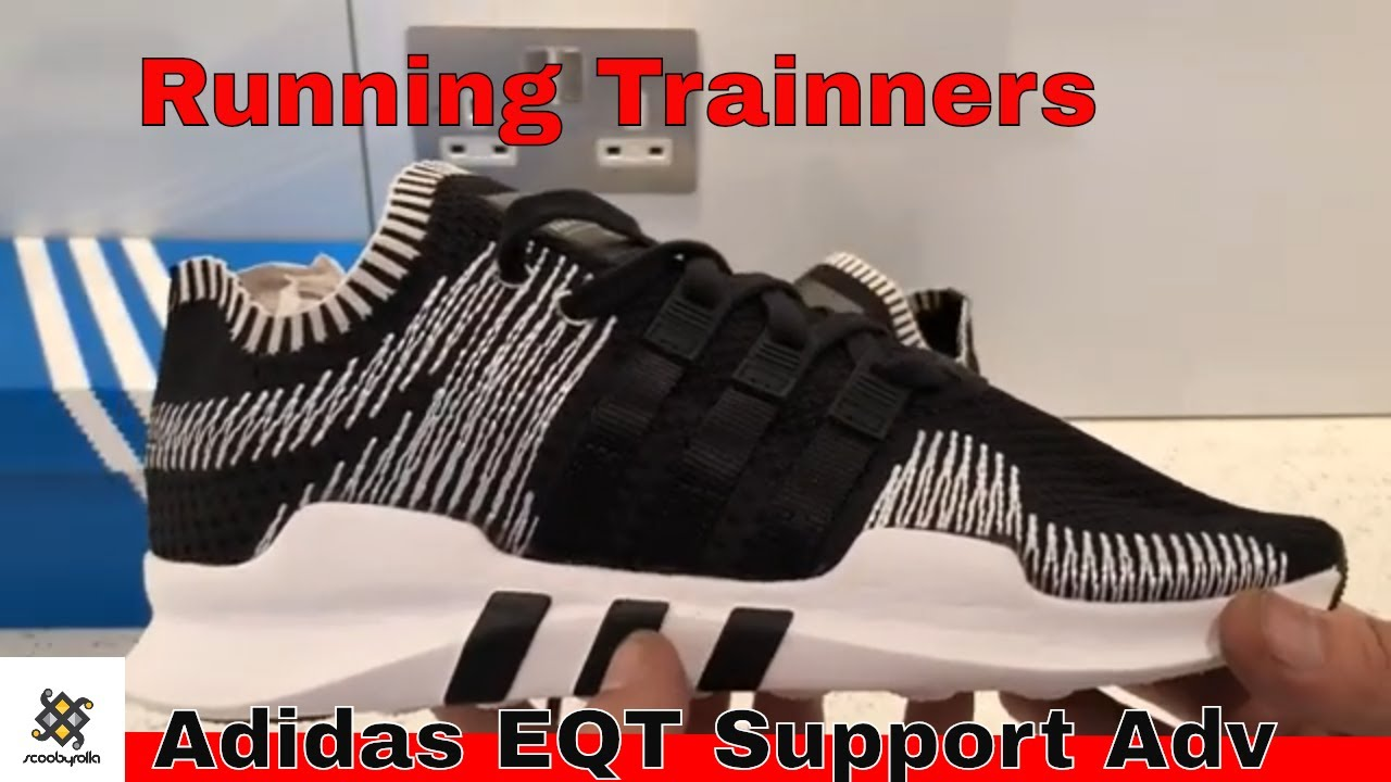 new product dbbfb d6a9a Men's EQT Support Adv Pk 390 Trainers Unboxing