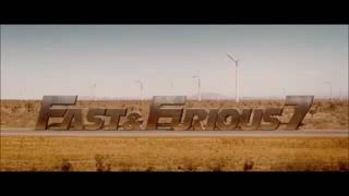 vuclip Fast and furious 7 _ amv