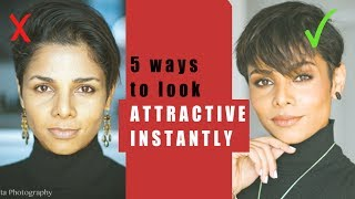 5 Simple Ways To Look More Attractive Confident Instantly 2019