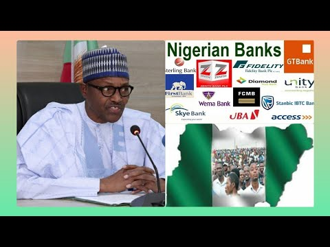 Important Information: Hear What FG Have Just Stated That It Will Do To Domant Accounts Of Nigerians