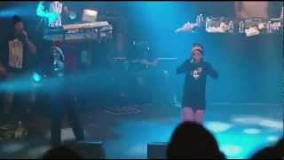 Keny Arkana - J'ai osé - Concert à Marseille @ Le Moulin 2012
