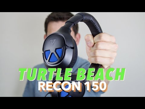 Turtle Beach Recon 150 Mic Test & Headset Review