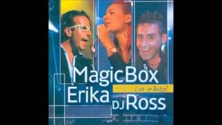 Download CD Magic Box, Erika & Dj Ross - Live In Brazil (2004)