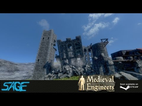 Medieval Engineers, Structural Integrity, Destroying Towers