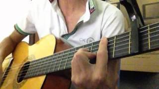 [Minh Vương] Đừng Làm Anh Đau - Guitar Cover :D