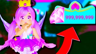 HOW TO GET FREE DIAMONDS FAST IN ROYALE HIGH! *BEST METHOD* Roblox Royale Sunset Island