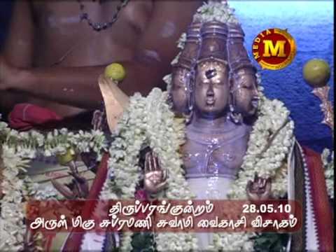 Madurai (thiruparamkunram vaikasi visagam)by Media Tv