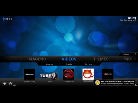 Internet TV Plugins - XBMC - Linux Mint 7 from YouTube · Duration:  9 minutes 12 seconds