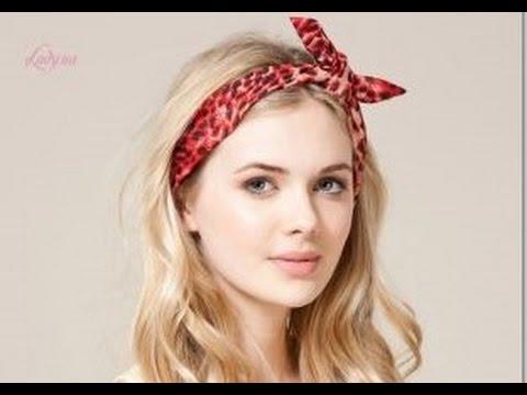 80's hairstyle headband