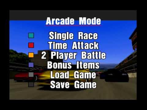 Gran Turismo PAL Walkthrough Part 28 Arcade Mode Grand Valley Speedway