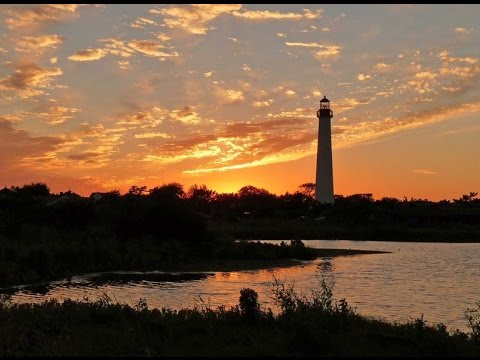 Observing Lighthouses Across The Delaware Bay - Flat Earth Proof?
