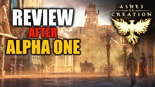 Ashes of Creation Review AFTER Alpha One..