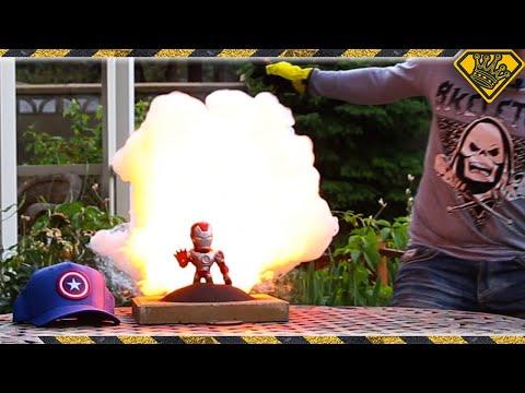 What happens if Gun Powder is Zapped with a Stun Gun? (#ad)