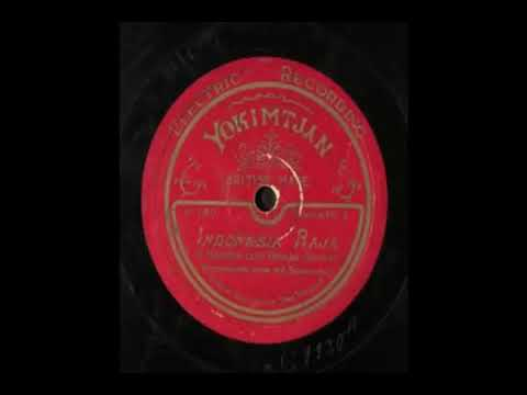 Lagu Indonesia Raya versi Keroncong yang direkam oleh W. R Supratman 1927.