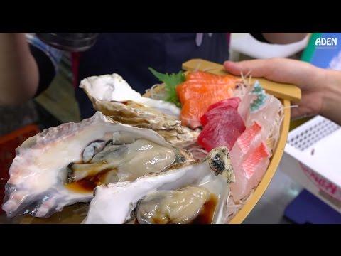日本 - 找到最好的小吃