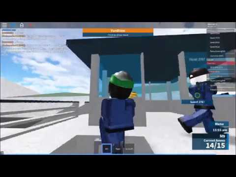 Roblox Prison Life:The Battle With Criminals