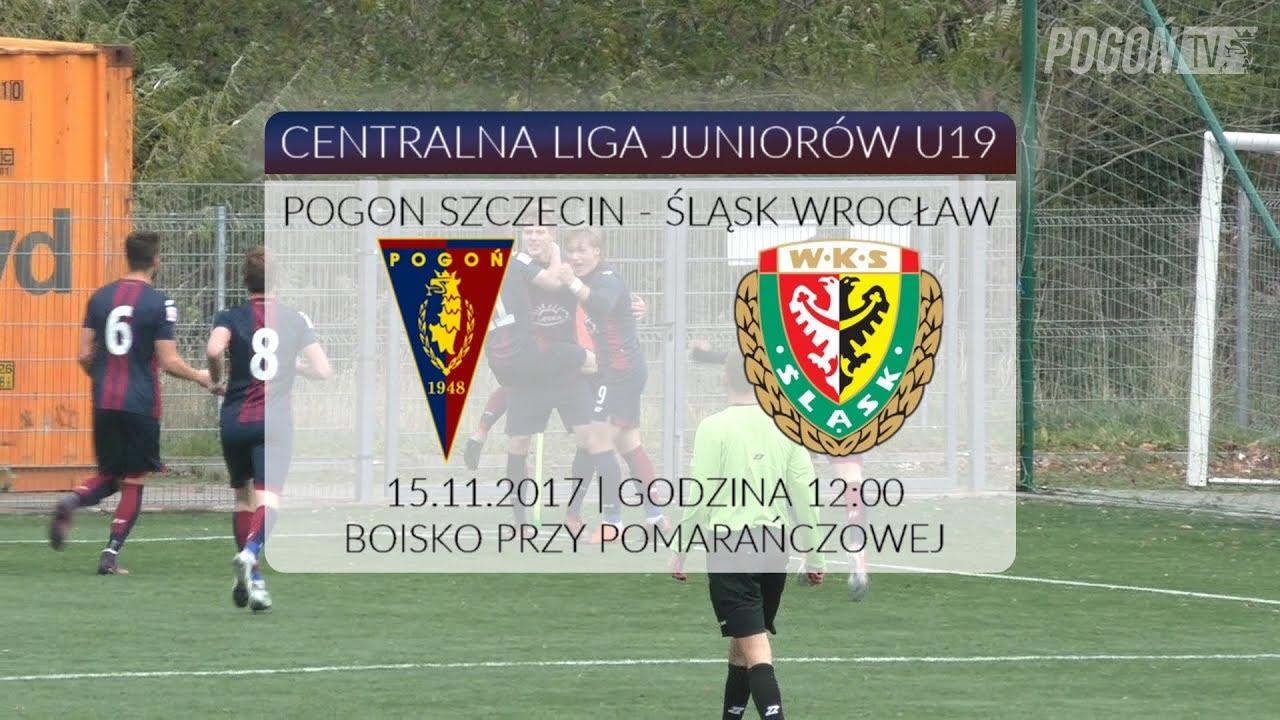 CLJ U19: Pogoń Szczecin – Śląsk Wrocław 2:3 (2:2)