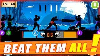 Karate Fighter : Real battles