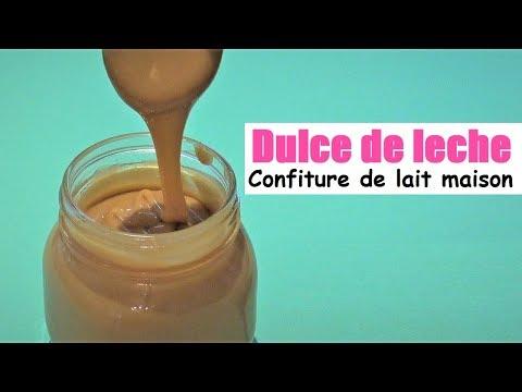 confiture-de-lait-maison-1-ingrédient---dulce-de-leche-facile-et-inratable