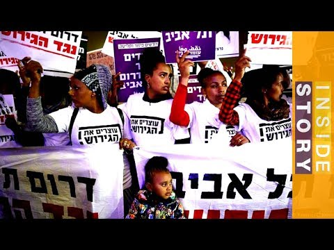 🇮🇱 Is Israel's Plan To Deport 40,000 African Refugees Racist?   Inside Story