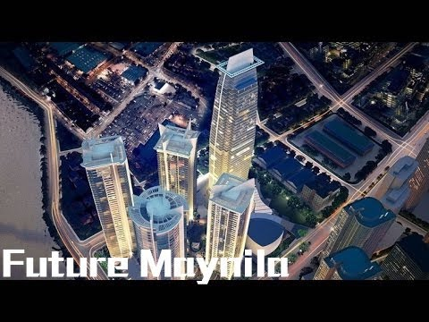 Future Manila: The Gateway of Asia  + Infinite Hub