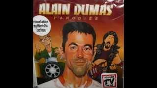 Alain Dumas parodies J
