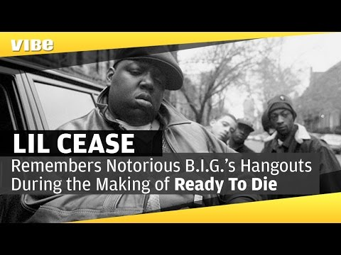 Lil Cease Returns To Biggie's Block 20 Years After 'Ready to Die'
