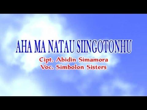 Simbolon Sister - Aha Ma Natau Siingotonhu - (Kompilasi Hitz Single 1)