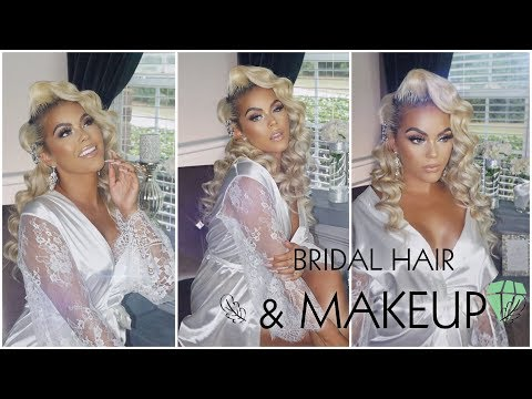 Stunning Wedding Hair and Makeup thumbnail