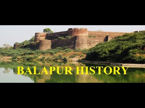 History of Balapur fort , taluka balapur district akola,