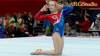 Felicia VIKSTROM (FIN) FX AA Junior - Ukraine International Cup 2018