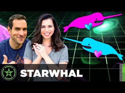 Let's Play  StarWhal Just the Tip with Laura Bailey and Travis Willingham