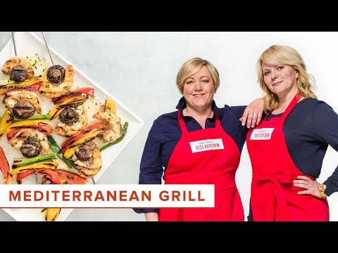 The Secret to Perfect Grilled Shrimp and Veggie Kebabs and Achieving a Golden Crust on Persian Rice