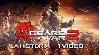 Gears of War 2: La Historia en 1 Video