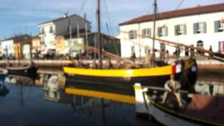 presepe sulle barche cesenatico