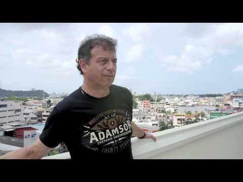 Behind The Curtain   Ecuador Papal Visit HD